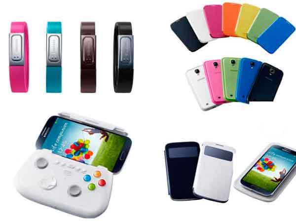 Аксессуары Galaxy S6 — что придумает Samsung?