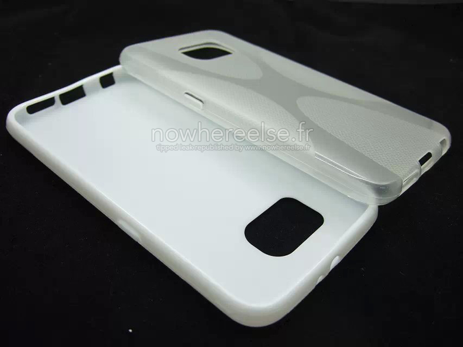 В сеть просочились детали дизайна Galaxy S6