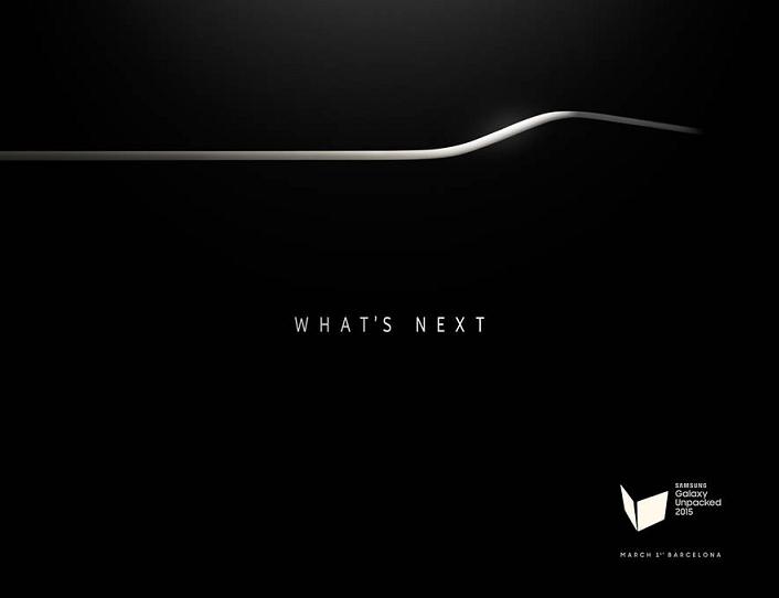 Приглашение на презентацию Galaxy S6