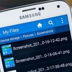 Как сделать снимок экрана в Galaxy S6 и Edge