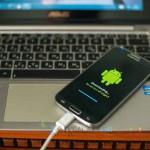 Обновление прошивку на Galaxy S6