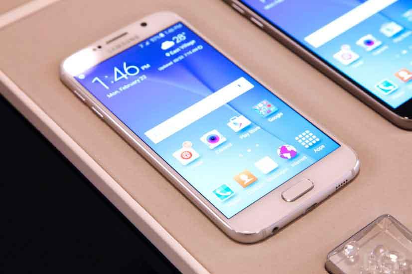 Брак в Samsung Galaxy S6