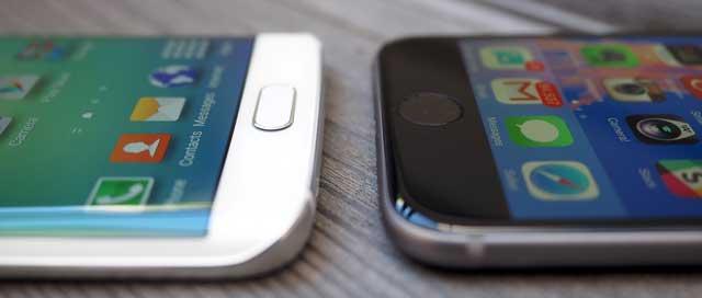 Что выбрать iPhone 6S или Galaxy S6?