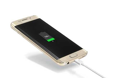 Как починить быструю зарядку на Galaxy S6