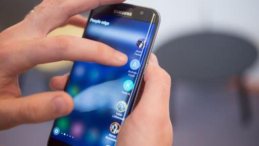 Дисплей - сильная сторона Galaxy s7