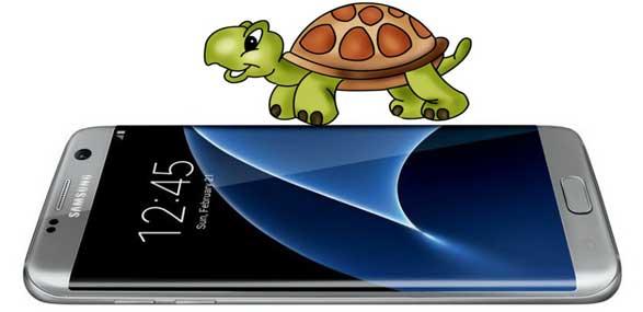 Почему тормозит Galaxy S7 и что с этим делать?