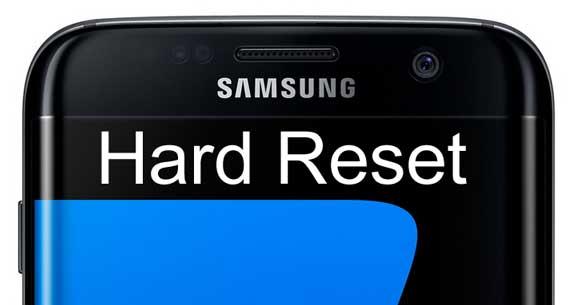 Жесткий сброс Galaxy S7