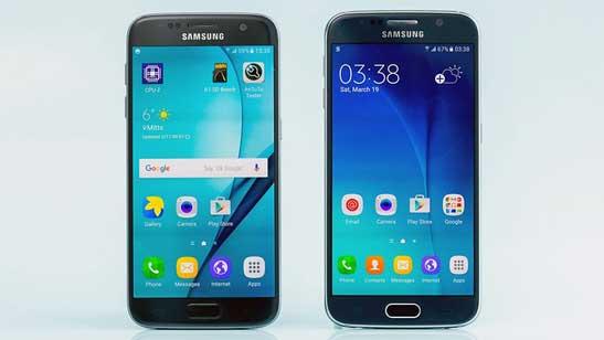 Что выбрать - Galaxy S6 или S7?