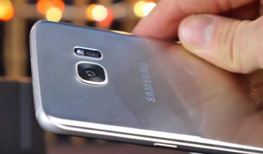 Samsung Galaxy S7 завис — как быть и что делать?