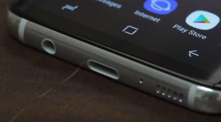 """Все разъемы """"на месте"""" и это плюс Galaxy S8"""