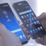В чем разница между Galaxy S8 и S7