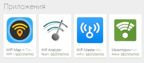 Приложения для анализа Wi-Fi сетей и сигнала