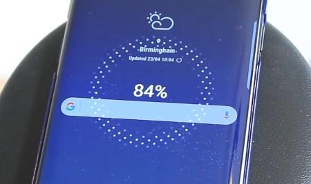Проблемы с быстрой зарядкой у Galaxy S8