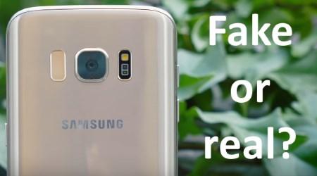 Как узнать настоящий Galaxy S8 или нет