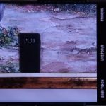 Интерфейс камеры Note 8