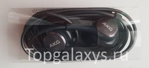 В коробку к Galaxy S9 положили наушники AKG