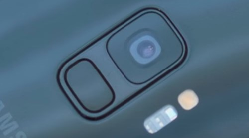 Основная камера Galaxy S9