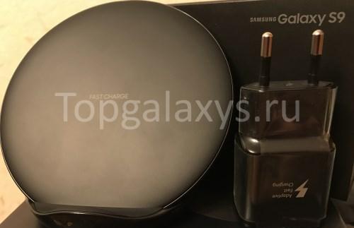 Оригинальные аксессуары позволят правильно зарядить Galaxy S9
