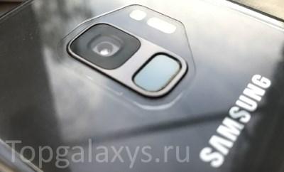 Камера - несомненный плюс Galaxy S9