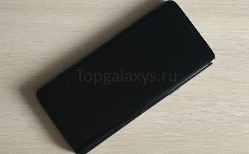 Черный экран Samsung Galaxy S9