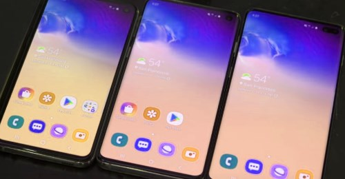 Чем отличаются Galaxy S10, S10e и S10 Plus