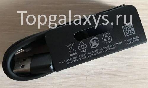 Оригинальный кабель USB Type-C от компании Samsung